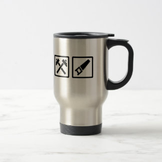 Craftsman Travel Mug
