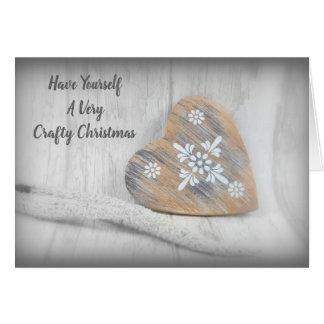 Crafty Christmas Card