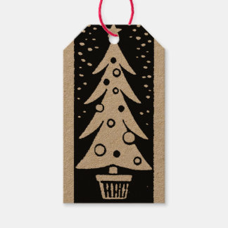 Crafty Christmas tags Pack Of Gift Tags