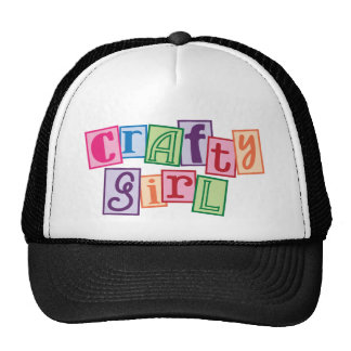 Crafty Girl Trucker Hat