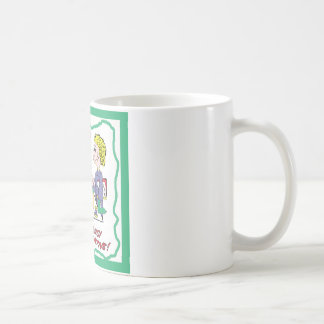Crafty Lady Coffee Mug