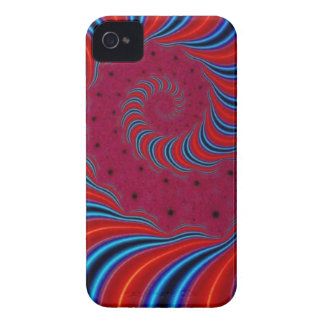 Crafty Snake Swirl Case-Mate iPhone 4 Case
