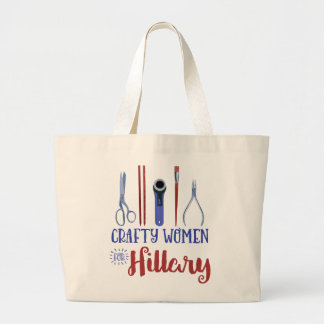 Crafty Women for Hillary Tote