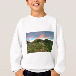 Craggy Pinnacle Sunset Sweatshirt