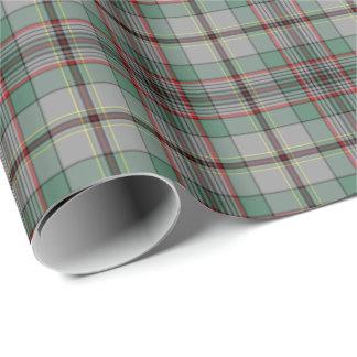 Craig Clan Tartan Wrapping Paper
