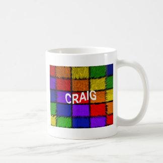 CRAIG COFFEE MUG