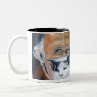 'Craig & Friend' Mug
