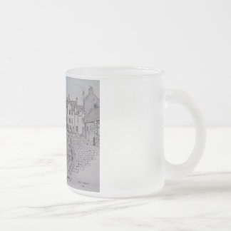 Crail Frosted Glass Coffee Mug