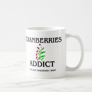 Cranberries Addict Coffee Mug