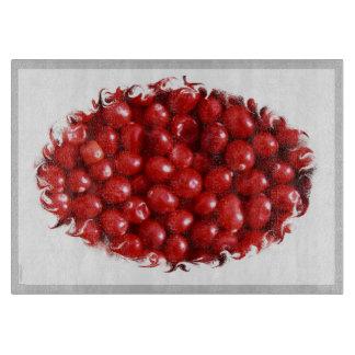 Cranberries Cutting Board