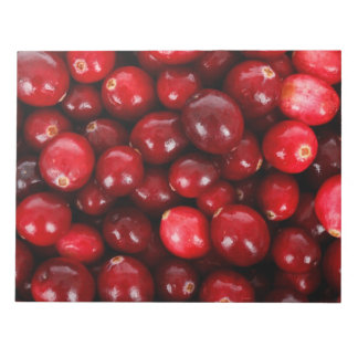 Cranberries Notepads