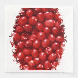 Cranberries Paper Napkin