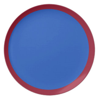 Cranberry and Blueberry Plate