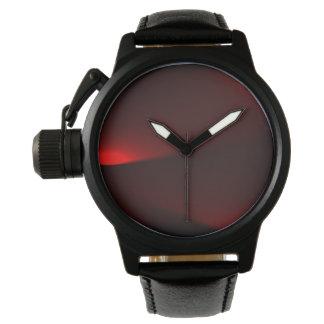 Cranberry & Black Lights Wristwatches