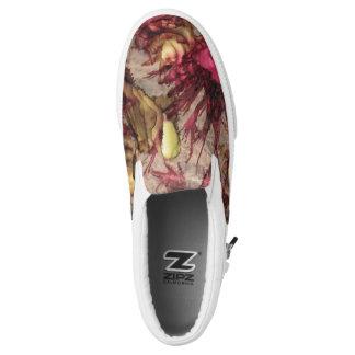 Cranberry Slip-On Sneaker