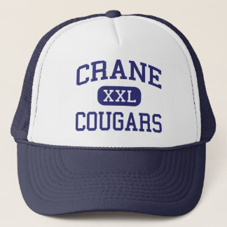 Crane Cougars Junior Yuma Arizona Trucker Hat
