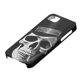 Crâne de casquette supérieur coques Case-Mate iPhone 5