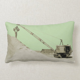CRANE OPERATOR EARLY NORTHWEST MODEL 104 CLAMSHELL LUMBAR PILLOW
