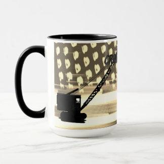 CRANE OPERATOR EQUALS MFIC completely custom Mug