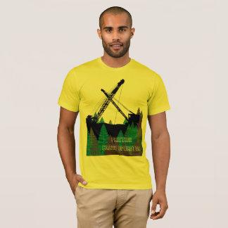 CRANE OPERATOR fantasy art crawler crane NORTHWEST T-Shirt