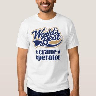 Crane Operator Gift Shirt