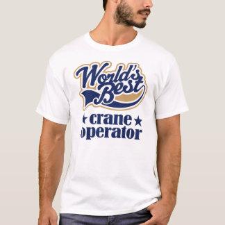 Crane Operator Gift T-Shirt