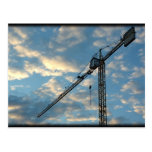 Crane Postcard