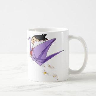 Crane Rider Coffee Mug