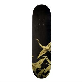 Crane Scroll Skate Board Decks