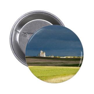 Crane Valley 2 Inch Round Button
