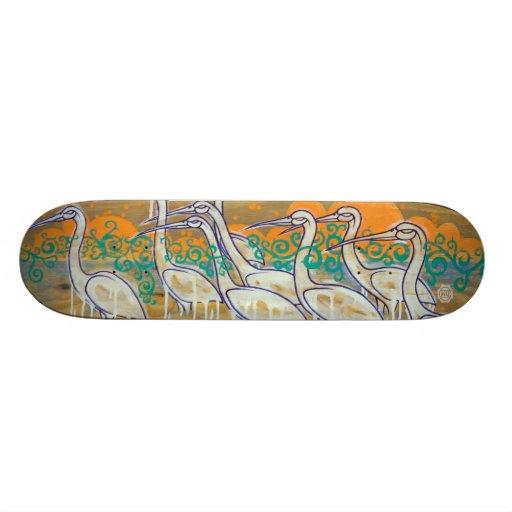 Cranes Skate Decks