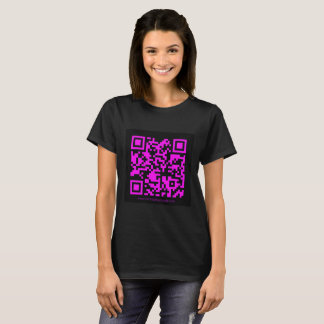Craniality Sounds Women's QR Code Shirts