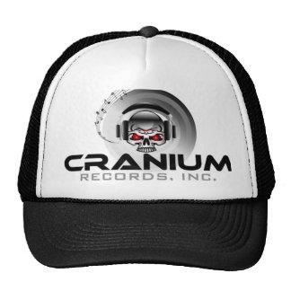 Cranium Truck Gear Large Emblem Trucker Hat