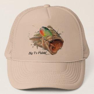 Crankbait Bass Trucker Hat