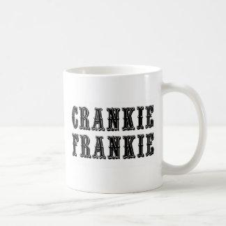 Crankie Frankie Coffee Mug