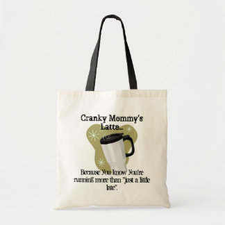 Cranky Mommy's Latte Tote