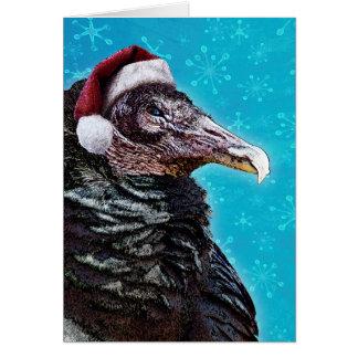 Cranky Old Buzzard Christmas Card