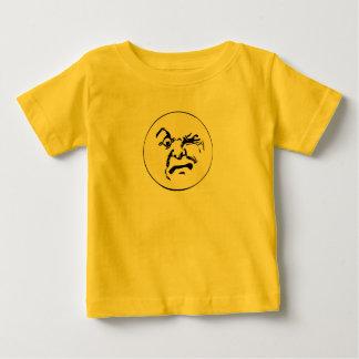 Cranky Vintage Moon Baby T-Shirt