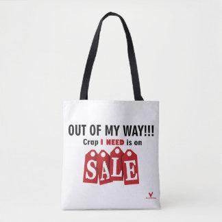 Crap On Sale (Black Friday) Tote Bag