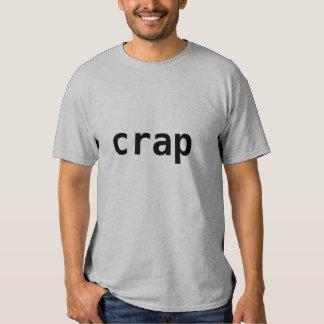 crap Shirt from Jackass