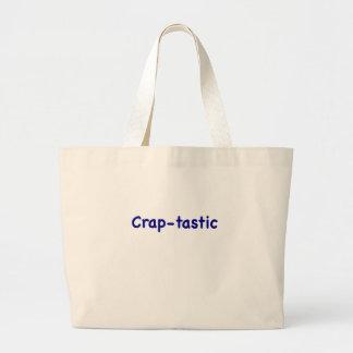 Craptastic Jumbo Tote Bag