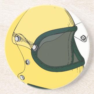 Crash Helmet Coaster