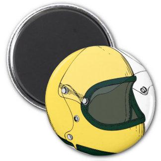 Crash Helmet Magnet