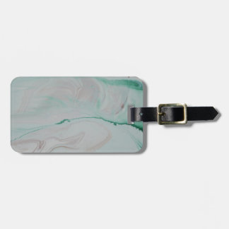 Crash Site Luggage Tag