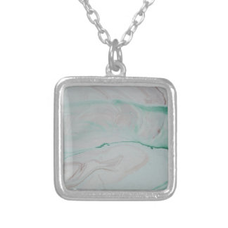 Crash Site Silver Plated Necklace