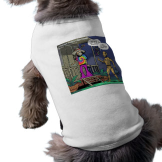 Crash Test Hippie Funny Dog Clothes