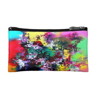 Crashing Colors Cosmetic Bag