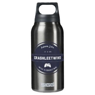 CrashleeTwins Vintage Insulated Water Bottle