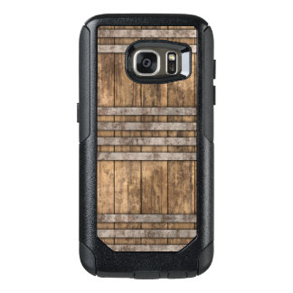 Crate and Barrel Wood OtterBox Samsung Galaxy S7 Case