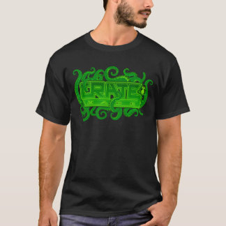 Cratemade Tentacle t-shirt design